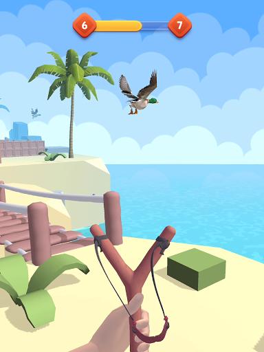 Sling Birds 3D modavailable screenshots 10