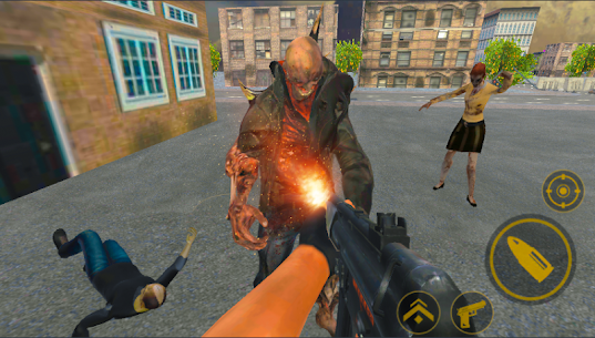 Zombie Dark Adventure Hack for iOS and Android 5