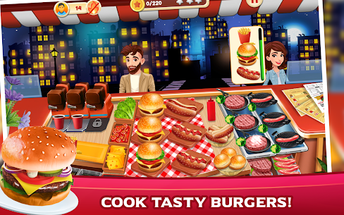 Cooking Mastery – Chef in Restaurant Games 6