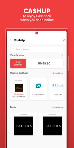 Boost eWallet - Cool & Rewarding way to pay screenshots 6