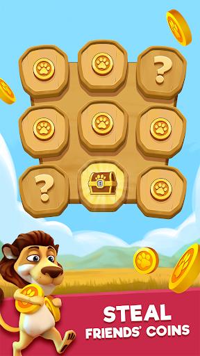 Animal Kingdom: Coin Raid screenshots 4