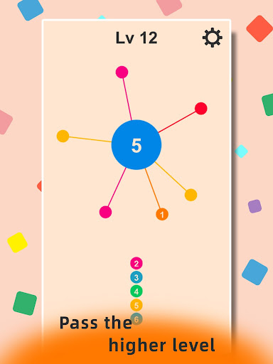 Dots Shot : Colorful Arrow Game with 10000 levels screenshots 12