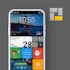 スクエアホーム:ランチャー - Windowsスタイル - Androidアプリ
