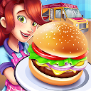 Burger Truck Chicago - Fast Food Cooking Game