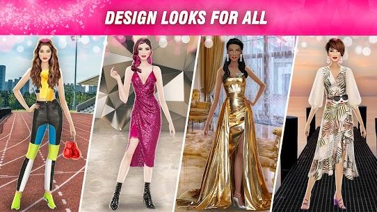 International Fashion Stylist Mod Apk 5.6 (A Lot of Gold Coins) 8