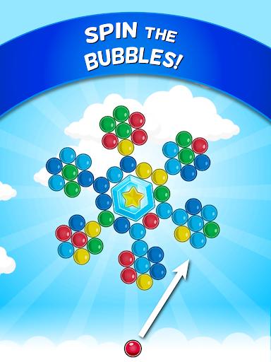 Spinning Bubble Cloud 8 screenshots 8