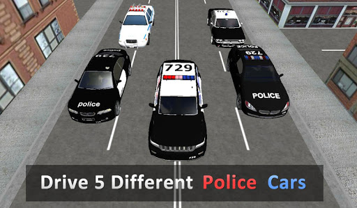 Police Traffic Racer 13 screenshots 1