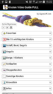 Knoten Video Guide FULL Screenshot
