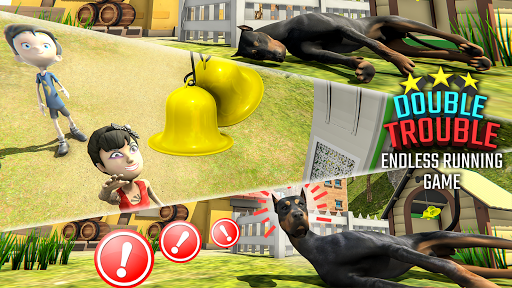 Double Trouble: Endless Robbery Free Running Game  screenshots 2