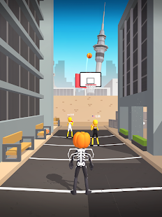 Five Hoops - Basketball Game screenshots 14