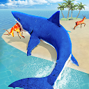 Shark Attack Simulator: New Hunting Game
