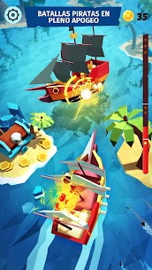 Pirate Sea Kings: Ship Simulator Game Hack Android and iOS 2