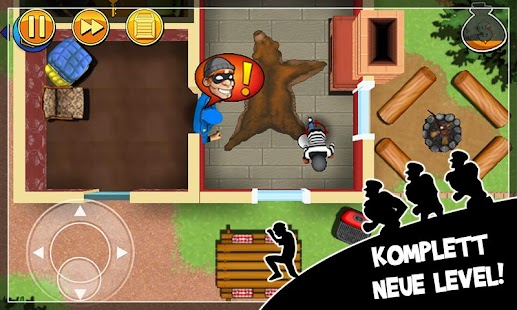 Robbery Bob Screenshot