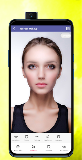 Face Makeup & Beauty Selfie Makeup Photo Editor 1.2 Screenshots 17