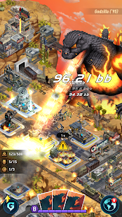 How to hack Godzilla Defense Force for android free