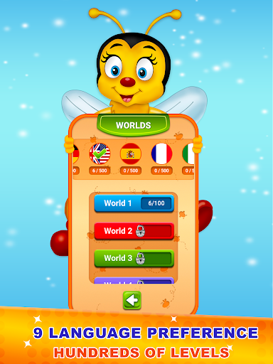 Word Little Bees  screenshots 10