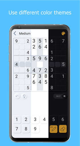 Sudoku Cards - Free Offline Puzzle Game android2mod screenshots 7
