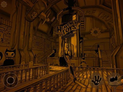 Bendy and the Ink Machine  screenshots 13