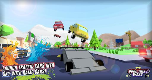 Dude Theft Wars: Open World Sandbox Simulator BETA goodtube screenshots 7