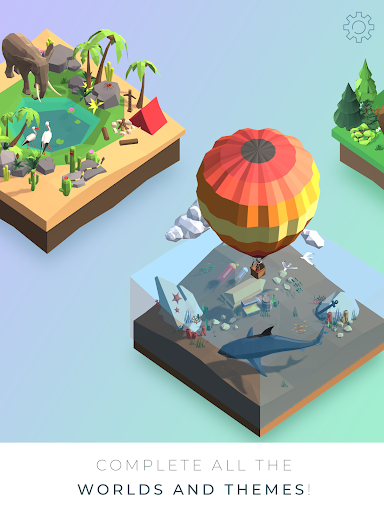 3D Miniworld Puzzles apkpoly screenshots 6