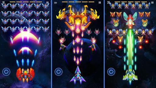 Galaxy Invaders: Alien Shooter 1.4.4 screenshots 1