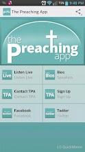 The Preaching App - Live 24/7 screenshot thumbnail