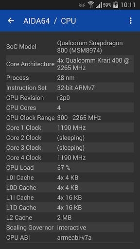 AIDA64 android2mod screenshots 3