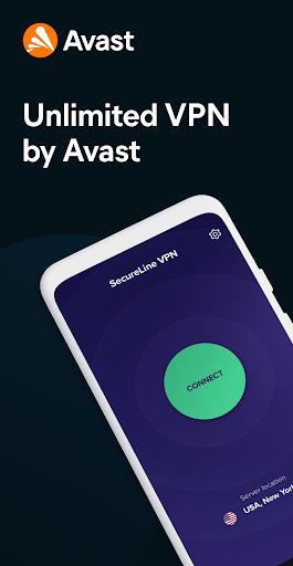 VPN SecureLine by Avast - Security & Privacy Proxy  screenshots 1