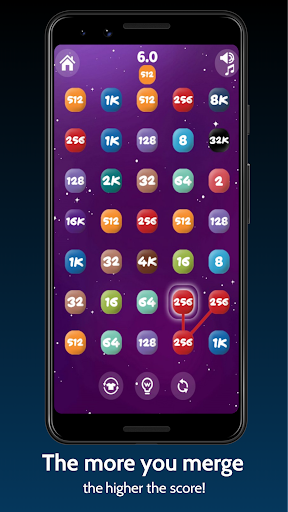 numbers merge - match game with a twist screenshot 2