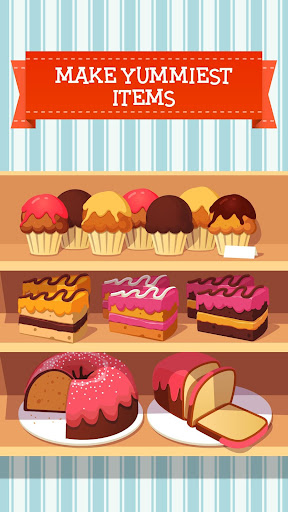 Merge Bakery apkpoly screenshots 4