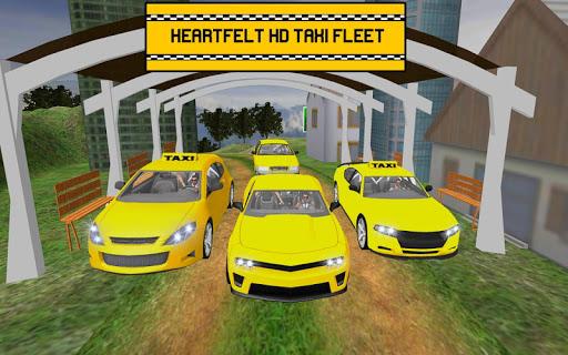 Hill Taxi Simulator Games: Free Car Games 2020 0.1 screenshots 7
