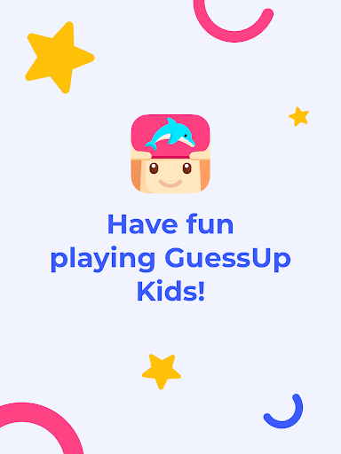 GuessUp Kids – Family Charades