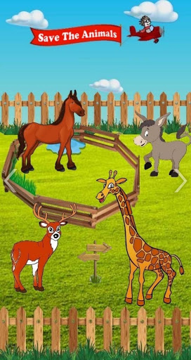 Zoo For Preschool Kids 3-9 - Animals Sounds  Screenshots 18