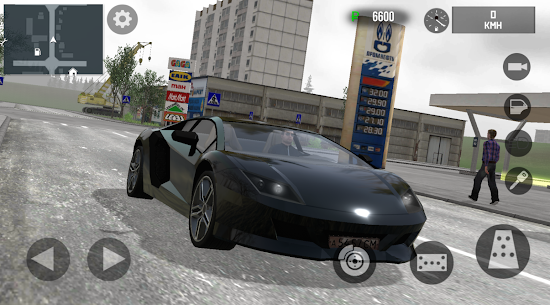 Russian Driver Mod Apk 1.0.3 (A Lot of Currency) 7