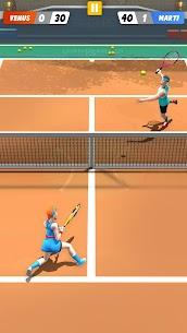 Dünya Tenisi çevrimiçi 3D  Spor Oyunları 2021 Apk Son Sürüm 2021 5