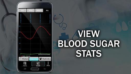 Blood Sugar Test Checker : Glucose Convert Tracker  Screenshots 4