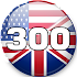 Learn Top 300 English Words