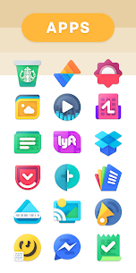 Moxy Icons (MOD APK, Patched/ Paid) v7.9 5