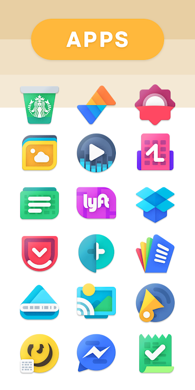 Moxy Icons  poster 4