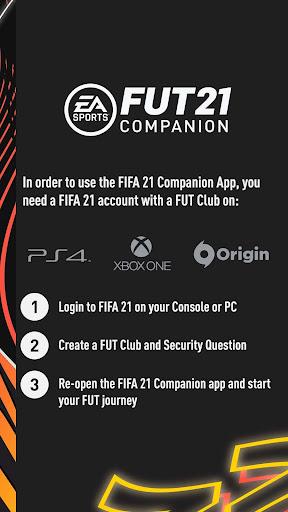 EA SPORTSu2122 FIFA 21 Companion 21.2.0.188830 screenshots 1