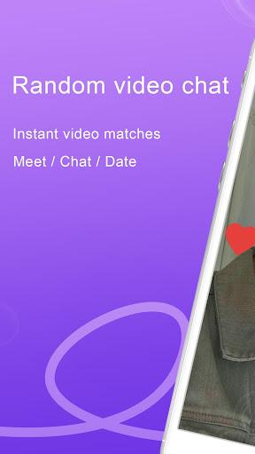 Seeya: Online video chat & Meet people via video screen 0