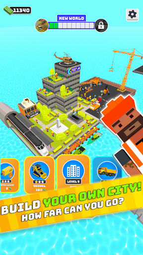 Build Roads 1.5.5 screenshots 8