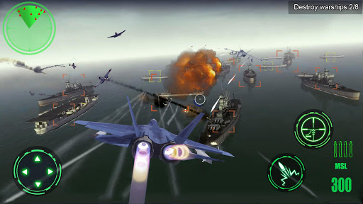 War Plane 3D -Fun Battle Games 1.1.1 Screenshots 13