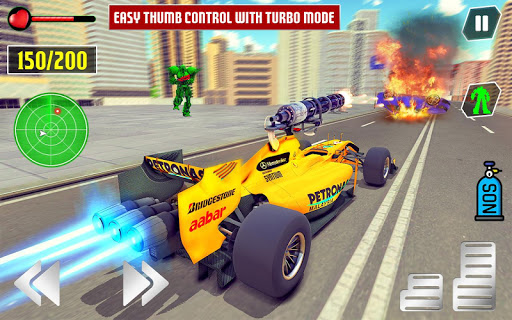 Dragon Robot Car Game u2013 Robot transforming games 1.2.9 screenshots 2
