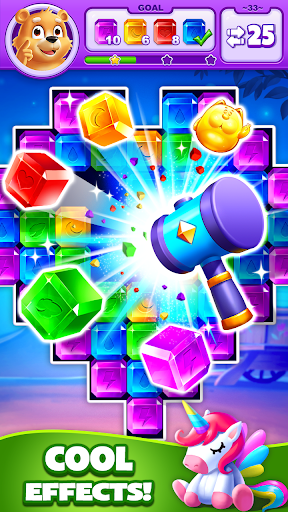Jewel Match Blast - Classic Puzzle Games Free 1.4.3 screenshots 2