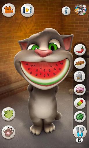 Talking Tom Cat 3.7.2.28 Screenshots 2