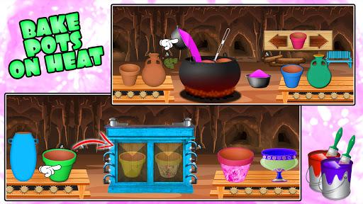 Télécharger Gratuit Créer de la poterie APK MOD  (Astuce) screenshots 1