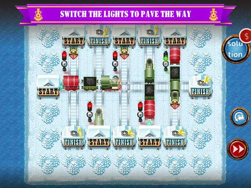 Rail Maze 2 : Train puzzler screenshots 10