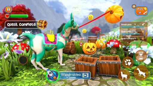Llama Simulator apkpoly screenshots 9