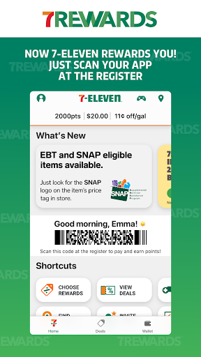 7-Eleven, Inc. 3.7.1 screenshots 1